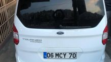 Ford courier Spoiler
