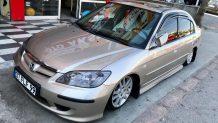 Honda Civic Vtec 2 Air süspansiyon