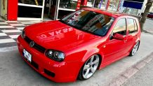 Golf 4 Air Süspansiyon