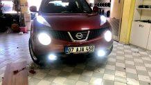 Nissan Juke Multimedia
