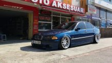 Bmw 3 Kasa E46 Air Süspansiyon