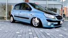 Hyundai Getz Air Süspansiyon