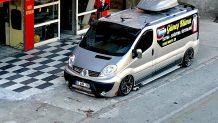 Renault Trafic Air Süspansiyon