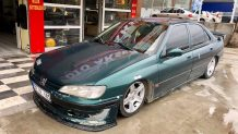 Peugeot 406 Air Süspansiyon