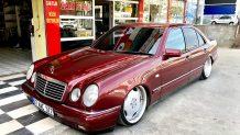 Mercedes E200 Havalı Süspansiyon