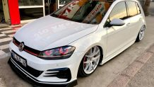 Golf 7 Havalı Süspansiyon