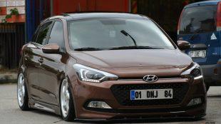 Hyundai i20 Air Süspansiyon