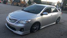 Toyota Corolla Air süspansiyon