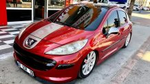 Peugeot 207 Air Süspansiyon