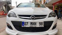 Opel Astra J Sedan Body Kit